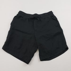 Athleta Bali Linen Bermuda Shorts